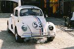 Herbie angrily smoking