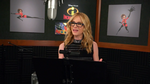 Holly hunter behind the scenes Incredibles 2