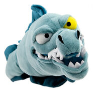 Jetsam Plush - 16'' - The Little Mermaid
