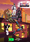 Marvel Rising - Initiation poster