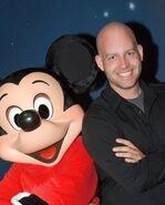 Mickey bret iwan promo