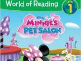 Minnie's Pet Salon (book)