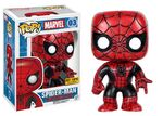 POP! - 03 - Black and Red Spider-Man