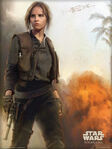 Rogue One promo Jyn 4