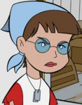Sarah (Fillmore!)