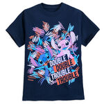 Stitch and Angel 'Double Trouble' T-Shirt for Kids
