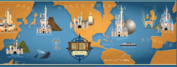 WaltDisneyParksandResortsMap