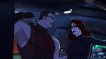 Widow and Hawkeye AA 02