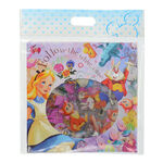 Alice in Wonderland sticker gummy flakes