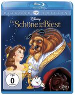 Beauty and the Beast 2015 Germany Blu-Ray