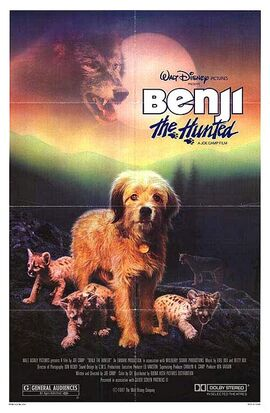 Benji the Hunted