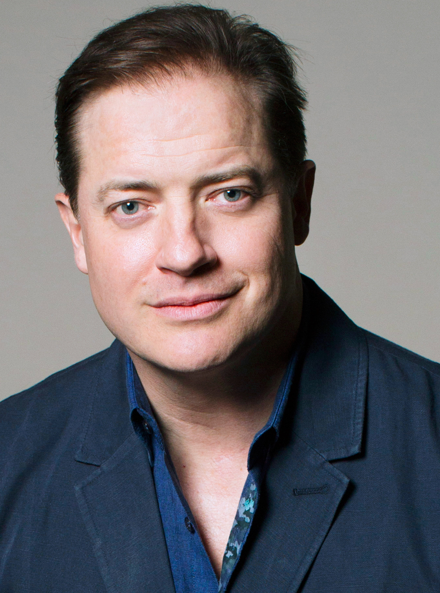 Watch Brendan Fraser video