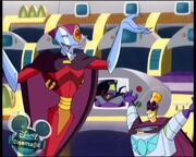 Buzzlightyear villains