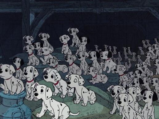 Dalmatian Puppies Disney Wiki Fandom Powered By Wikia