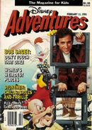 Disney adventures february 11 1991