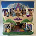 Disney masterpiece collection happy meal toys 1996