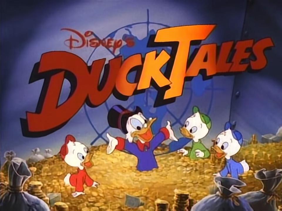Ducktales Disney Wiki Fandom Powered By Wikia