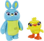 Ducky and Bunny Figures