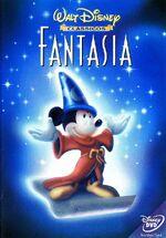 Fantasia 2000 Brazil DVD