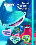 Finding Dory Book - Dorys Ocean Secrets
