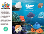 Finding Dory US Tsum Tsum Tuesdays 2