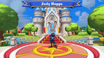 Judy Hopps Disney Magic Kingdoms Welcome Screen