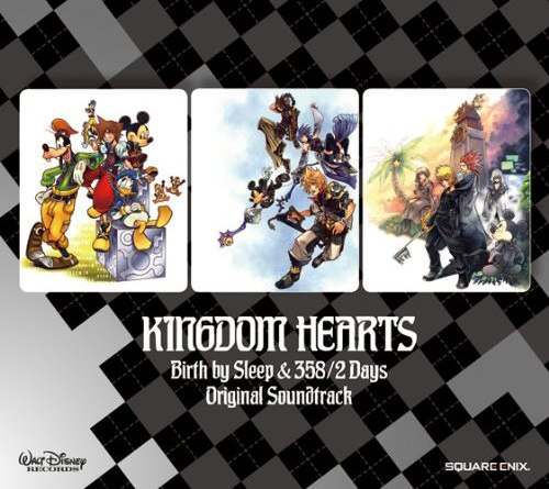 File:Kingdom Hearts Birth by Sleep and 358 2 Days Original Soundtrack Cover.png