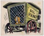 Lady Dogcatcher Joe Rinaldi