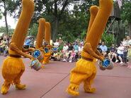 Magic Brooms Disneyland