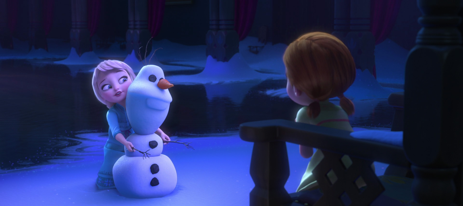Olaf s creation png