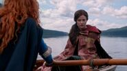 Once Upon a Time - 5x06 - The Bear and the Bow - Belle in Boat