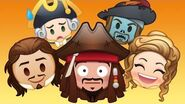 Pirates of the Caribbean As Told By Emoji Disney