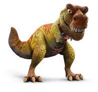 Tiny il T-Rex