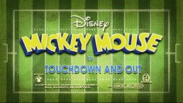 Touchdown and Out logo