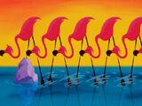 Злобные Фламинго