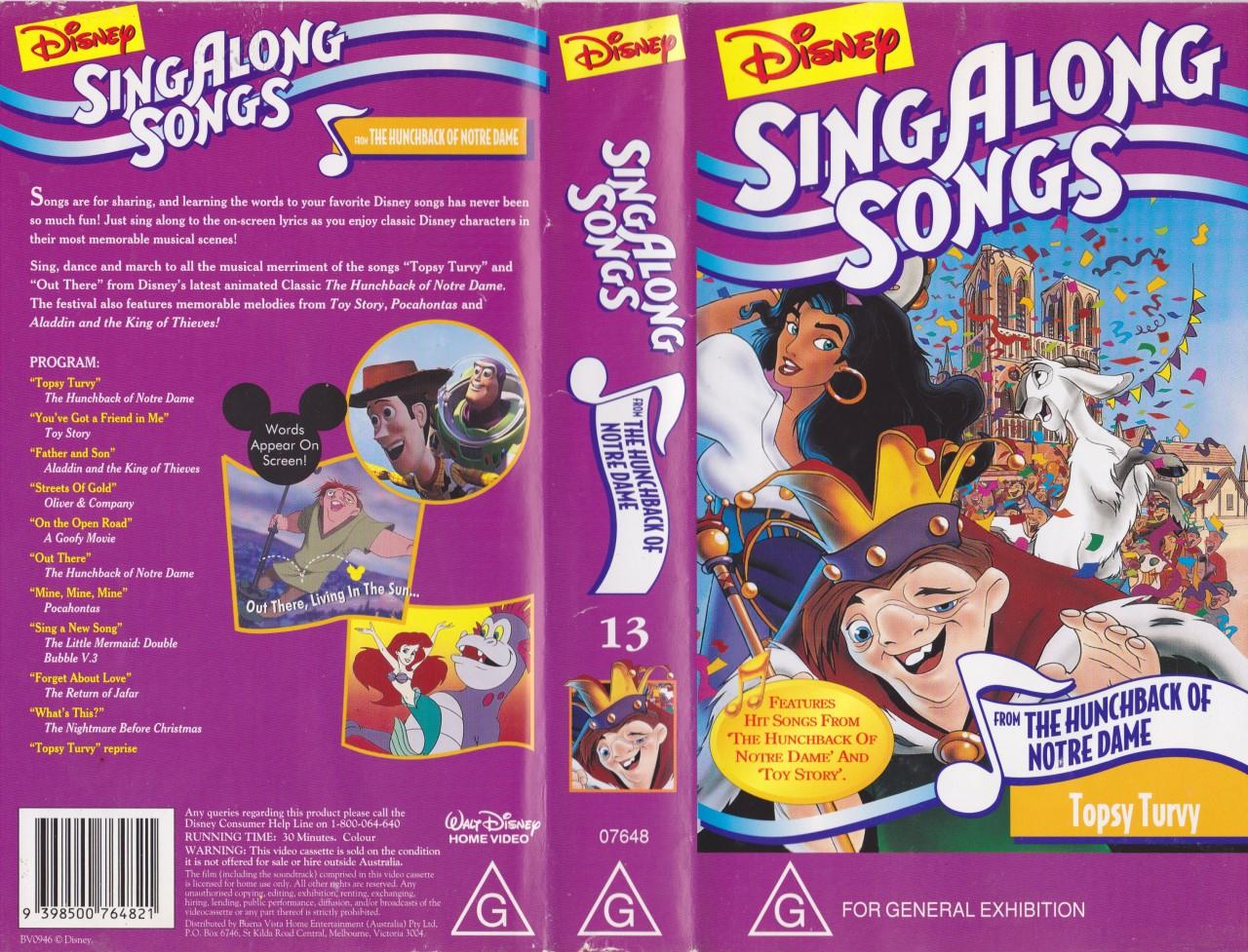 sing along songs for seniors