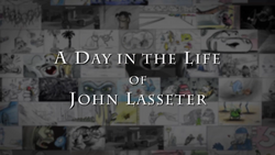 A Day in the Life of John Lasseter