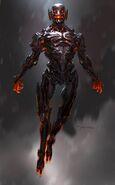 Andy Park AOU Ultron Concept Art 01