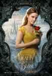BeautyAndTheBeast2017BelleCharacterPoster