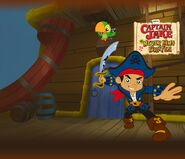 Captain Jake and the Neverland Pirates Wallpaper.jpeg