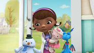 Doc, stuffy, lambie and chilly2