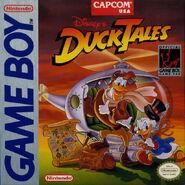 DuckTales GB Game
