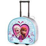 Frozen Anna and Elsa 2013 Rolling Luggage