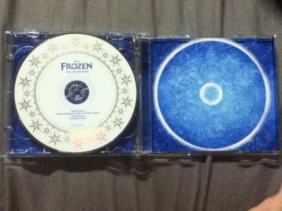 Frozen (Original Motion Picture Soundtrack) | Disney Wiki | FANDOM ...
