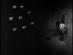 Mickey in the dark
