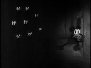 Mickey in the dark