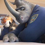 Officer McHorn