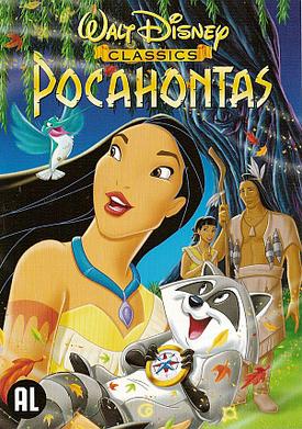 Pocahontasfilmposter
