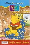 Pooh's Day at Home (Ladybird 2)