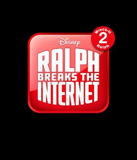 Ralph Breaks the Internet Logo